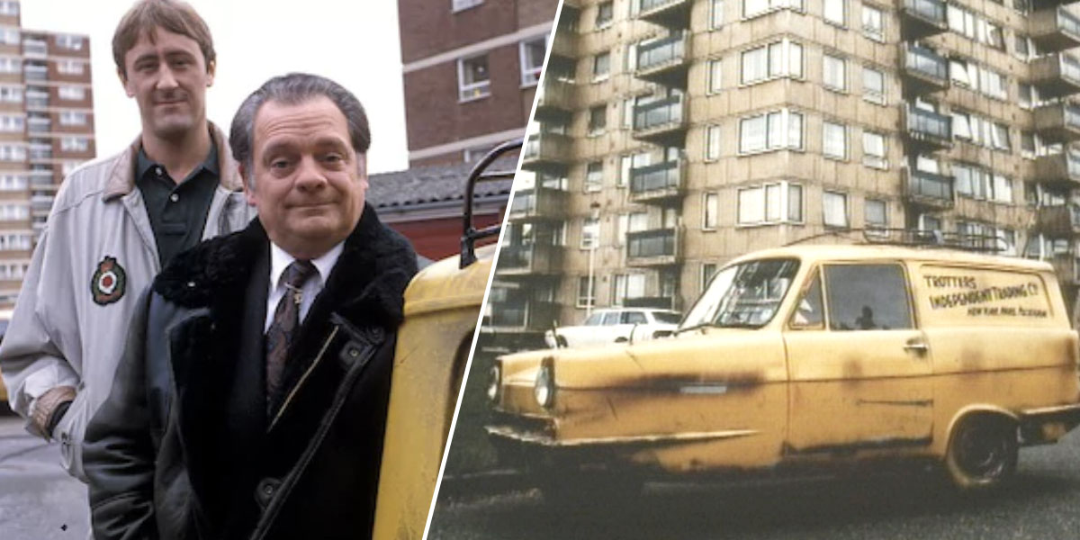 Only Fools And Horses Tower Block