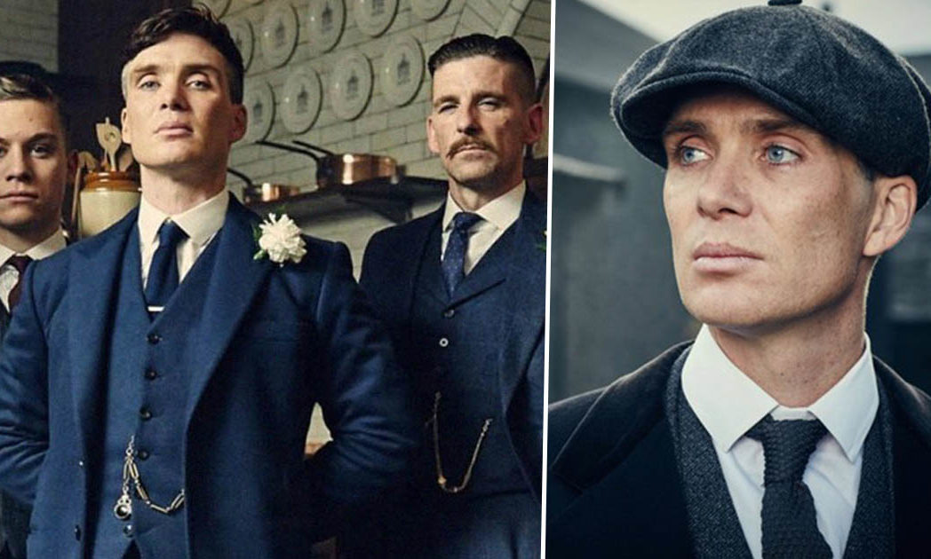peaky blinders shelby family