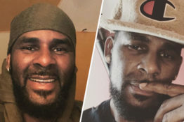 Singer R Kelly allegations