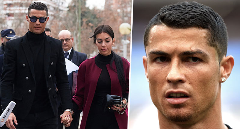 Ronaldo pays fine and suspended jail term