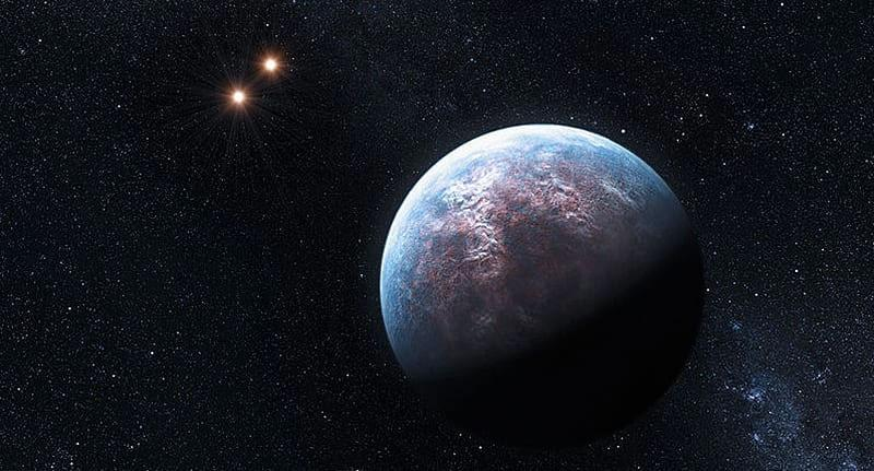 'super Earth'