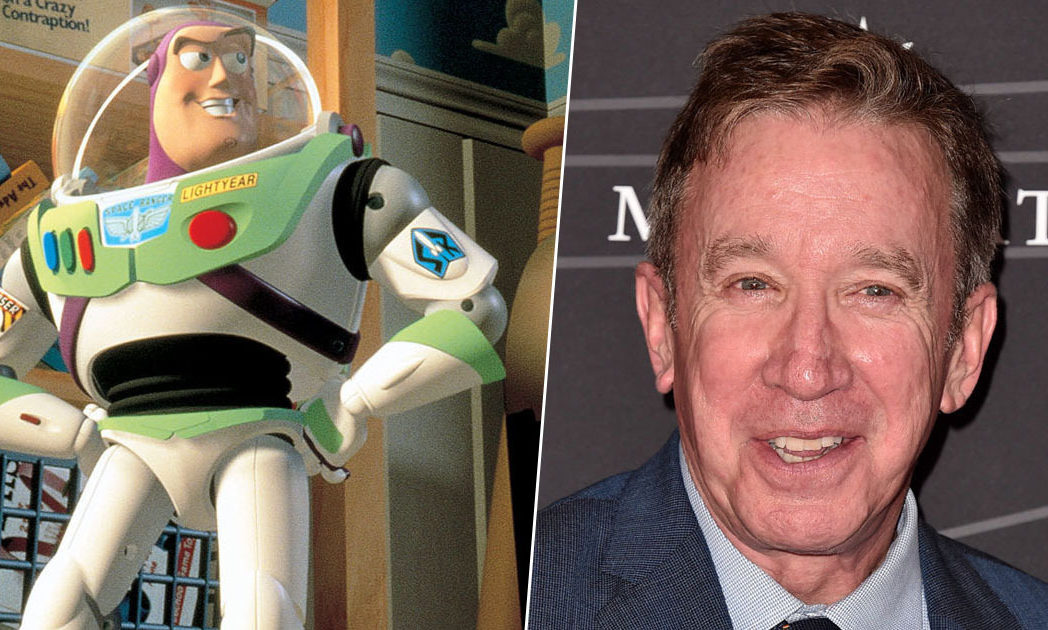 tim allen buzz lightyear