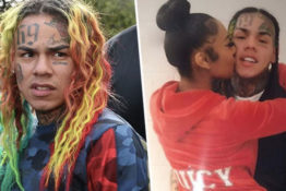 Tekashi69 pictured for first time in jail