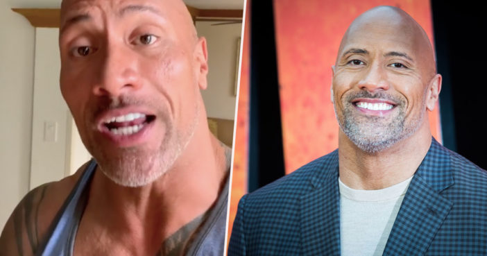 The Rock denies criticising millennials