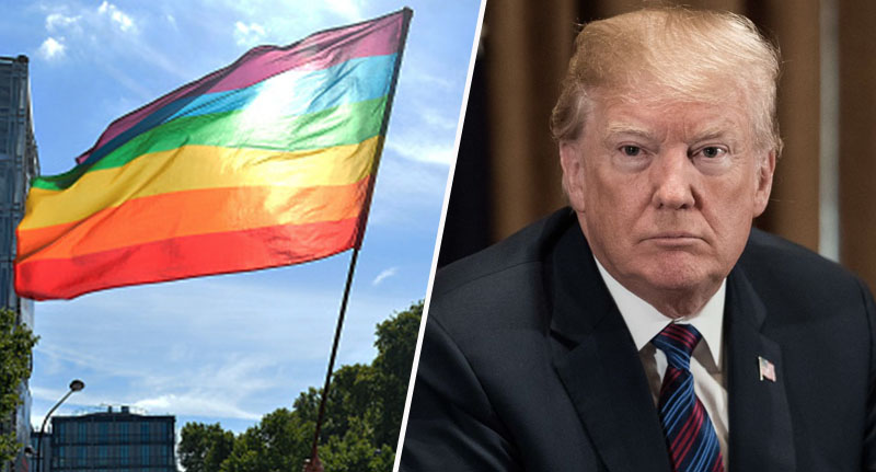 Donald Trump Transgender military ban allowed by Supreme Court
