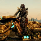 Blaze Through Skyrim On A Dwarven Motorbike With This Incredible Mod