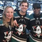 The Mighty Ducks Cast Reunited At A Hockey Game This Weekend