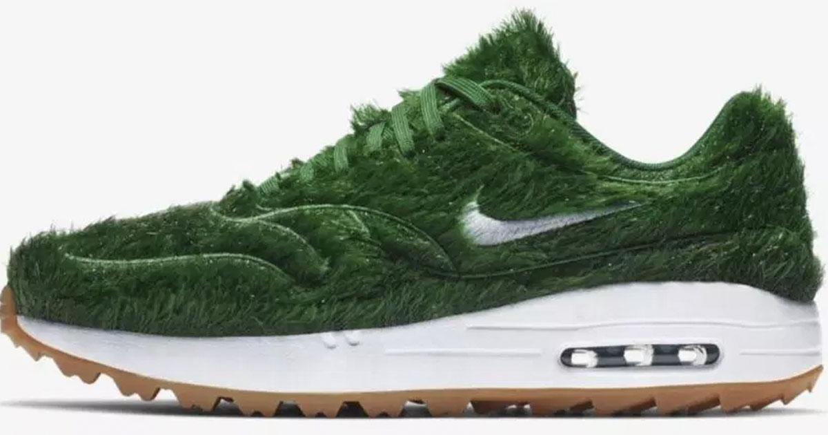 various colors 5a301 cfd6e Nike Are Launching New Air Max Trainers Made Of Fake Grass