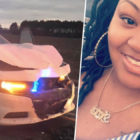 Nurse Stops At Cop's Bullet-Ridden Car After He Was Shot In Face And Saves His Life