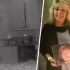 Grieving Mum Shocked As Security Camera Catches 'Dead Son's Ghost' In Kitchen