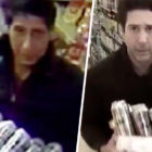 Thief Who Looks Like Ross From Friends Jailed