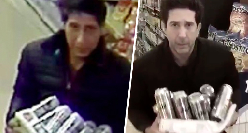 ross thief lookalike cctv footage and mugshot released