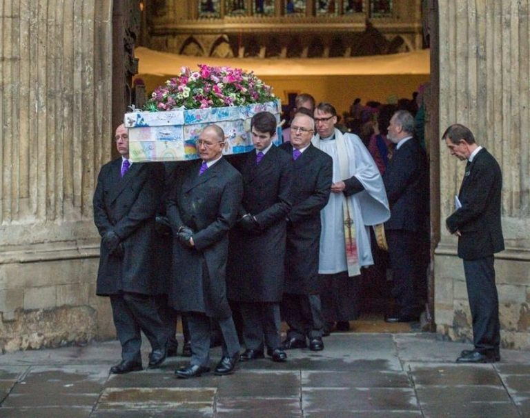 headteacher funeral, sue east