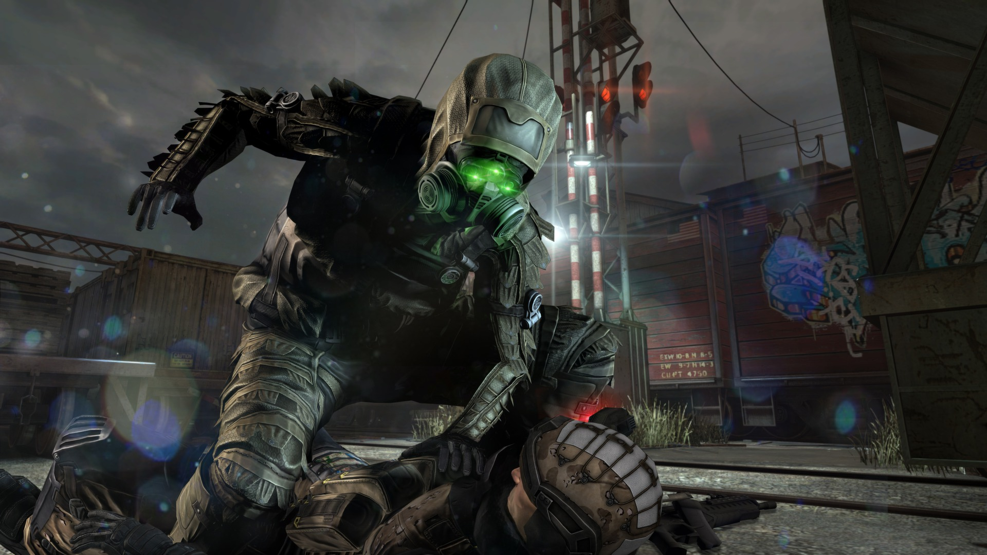 New Splinter Cell Teased By Sam Fisher Voice Actor