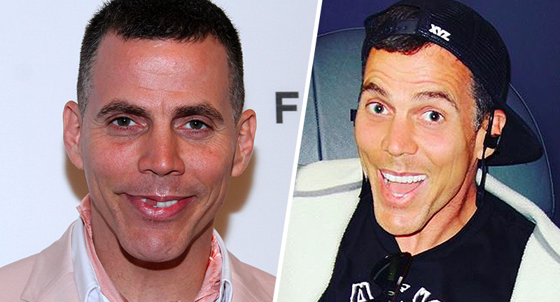 steve o smiling red carpet