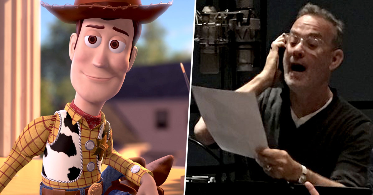 woody/tom hanks