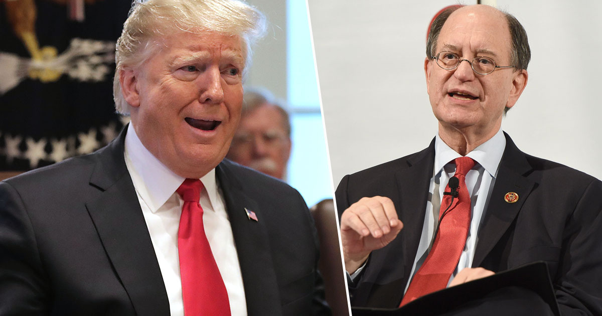trump and brad sherman