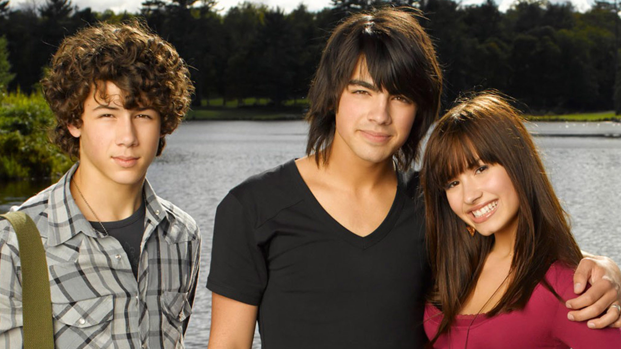camp rock jonas brothers