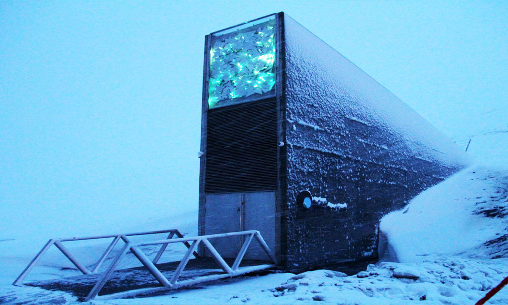 The Doomsday Vault Is In Serious Danger Thanks To Global Warming