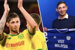 Nantes demanding Sala's transfer fee from Cardiff City