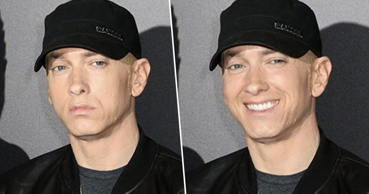 Eminem photoshopped