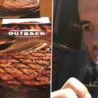 Guy Pretends To Be Stood Up, Gets Free Steak On Valentine's Day