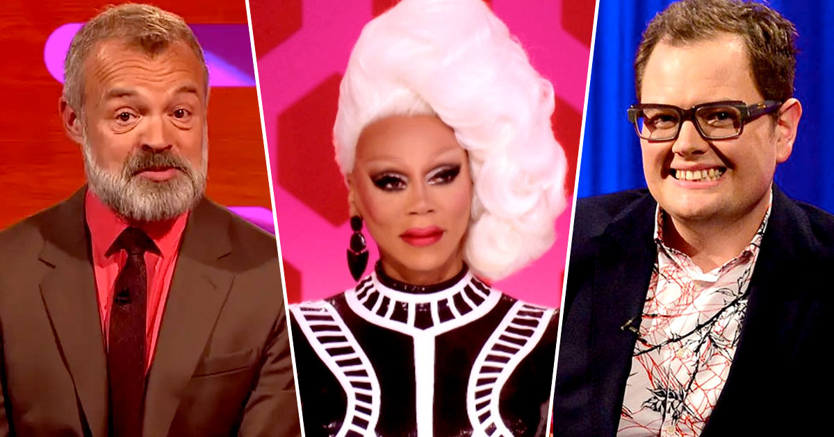 Graham Norton/RuPaul/Alan Carr