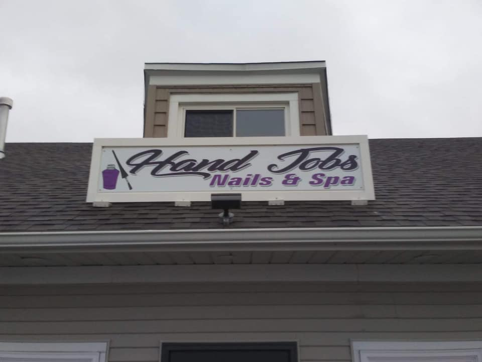 Hand Job Nail Salon