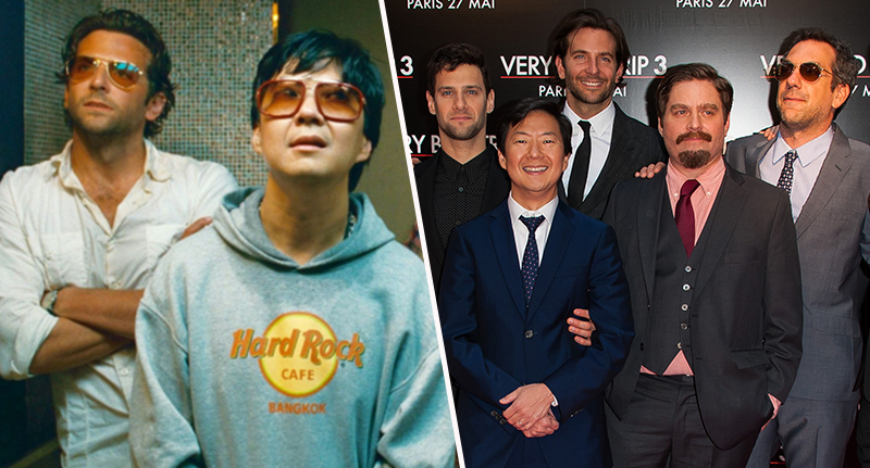 Bradley Cooper and Ken Jeong The Hangover