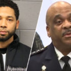 Jussie Smollett Arrested Over 'Staged Homophobic Attack'