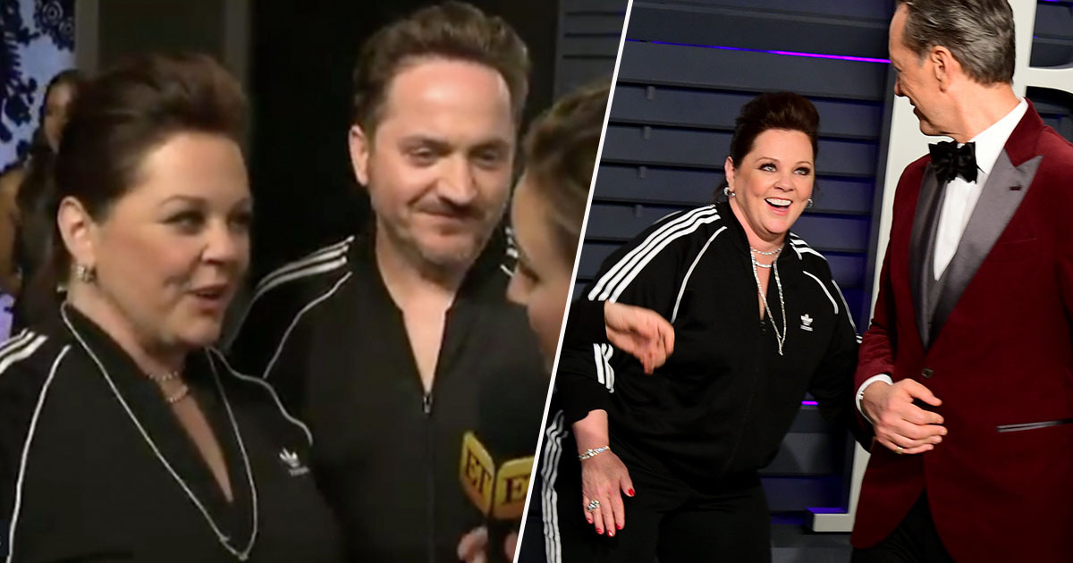 melissa mccarty tracksuit