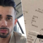 Mexican Restaurant Bartender Receives 'Racist' Message Instead Of Tip