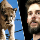 Guy Who Strangled Mountain Lion To Death Reveals His Injuries