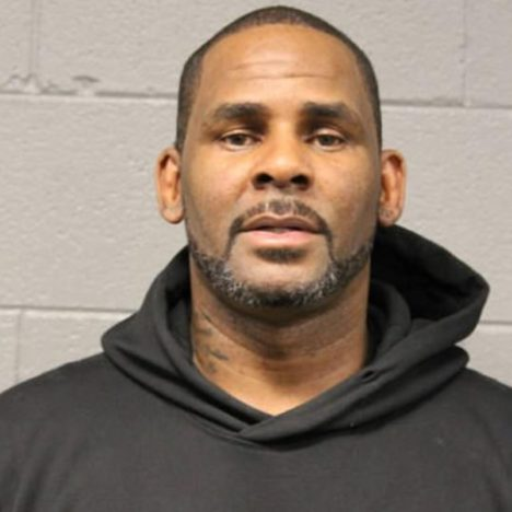 R Kelly spends another night in jail.