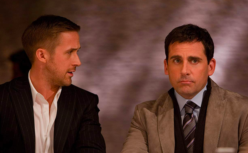 Crazy Stupid Love Gosling Carrell