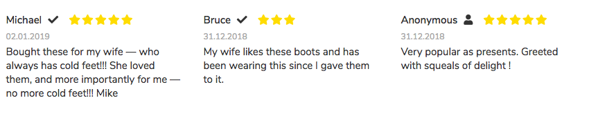 microwaveable boots reviews