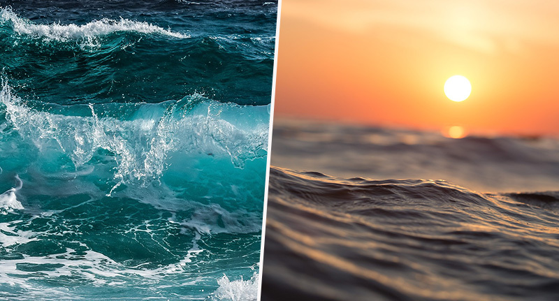 World's oceans to change colour
