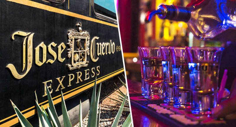 tequila train