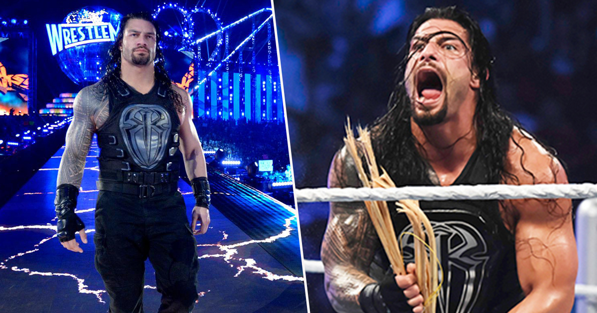 Roman Reigns announces he's in remission