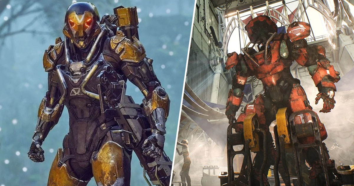 Half Of Players Asked In New Survey Have Already Quit Anthem For Good