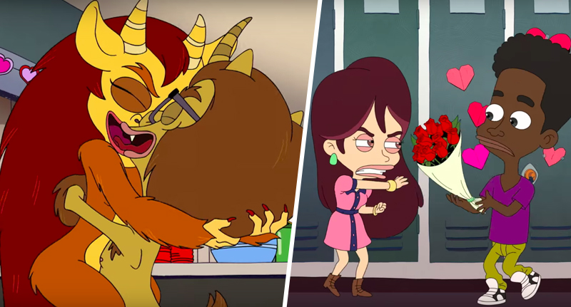 big mouth valentines special stills