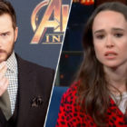 Chris Pratt Called Out For Attending 'Anti-LGBTQ Church' By Ellen Page