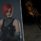 Dino Crisis Characters And Weapons Added To Resident Evil 2 Remake Via Mod