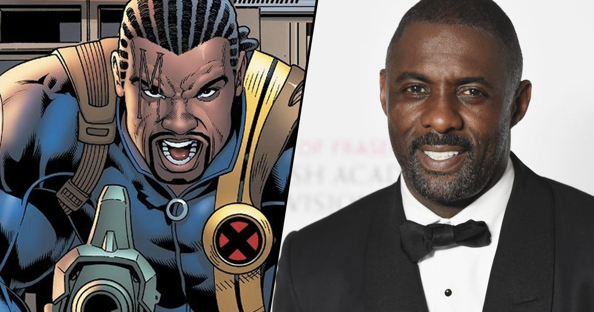X-Men writer wants Idris Elba to play Bishop