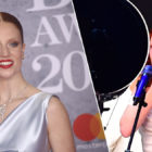 Jess Glynne Praised For Removing Her Make-Up During Brits Performance
