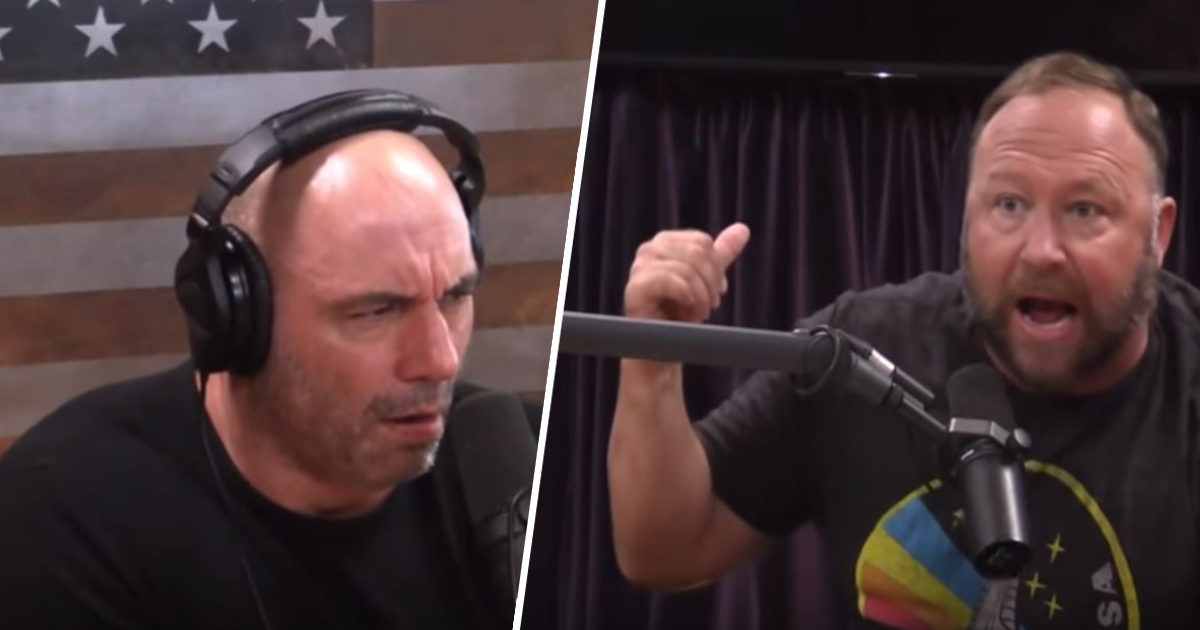Image result for alex jones joe rogan