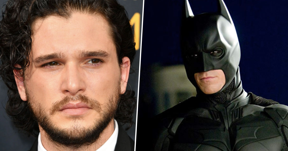 Kit Harington is the bookies favourite to be the next batman