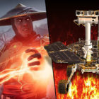 There's A Petition To Get The Mars Opportunity Rover In Mortal Kombat 11