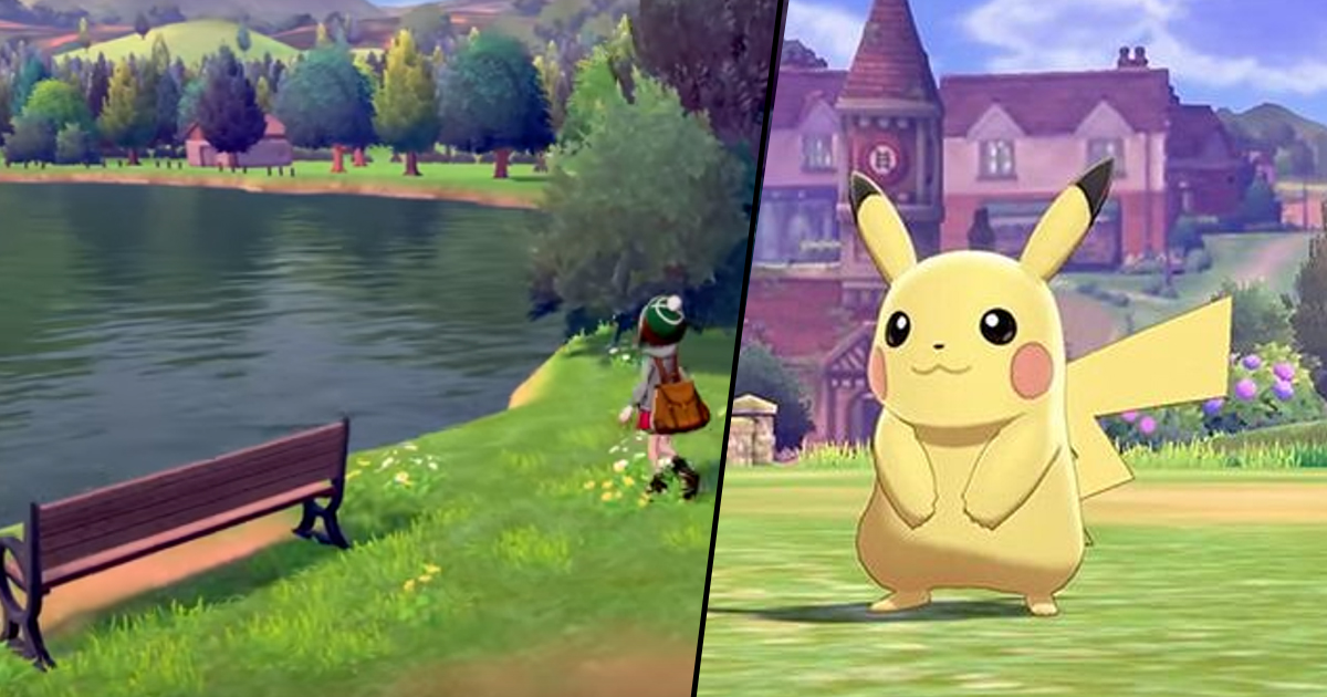 Pokemon Sword And Shield Announced For 2019