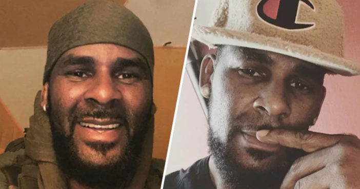 R Kelly unable to pay bail.